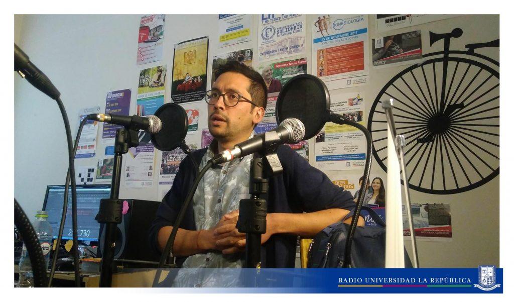 Punto y coma: Pablo Pinto