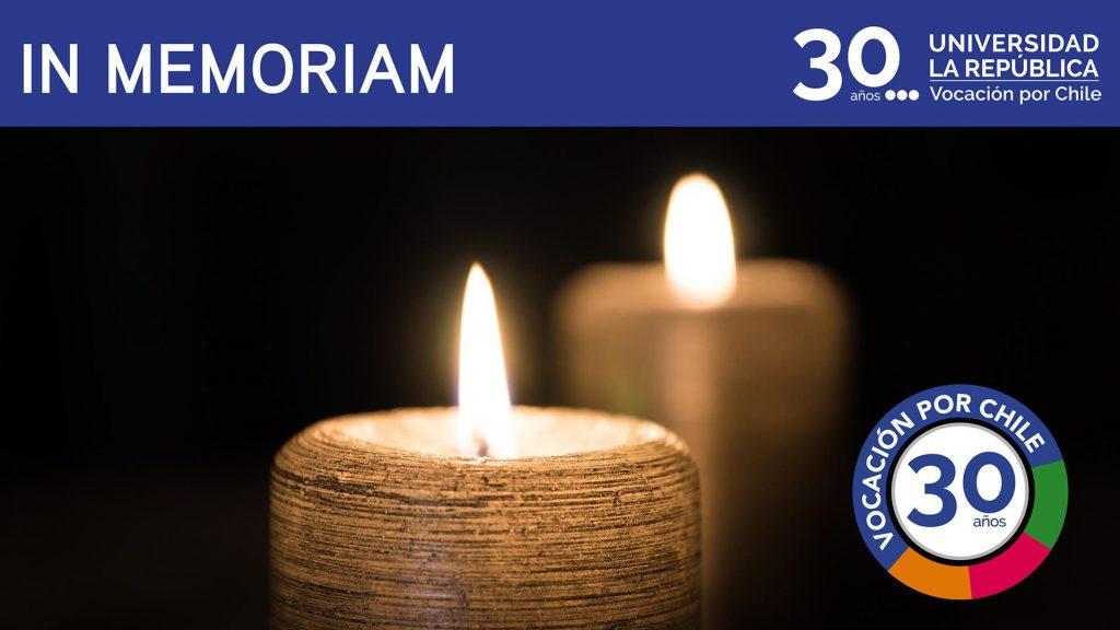 30 Años Programa In Memoriam
