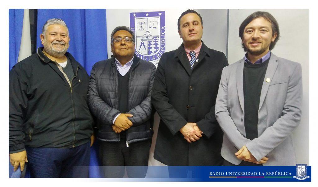 Comunidad republicana - Visita alumnos sede Chillán